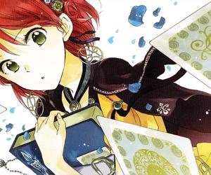 akagami no shirayukihime, shirayuki, and anime image