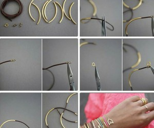 accessoires, diy, and do it yourself image