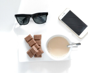 chocolate, fashion, and girl image