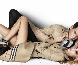 Burberry, campaign, and cara delevingne image