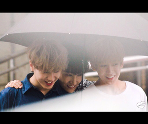 JB, smile, and bambam image