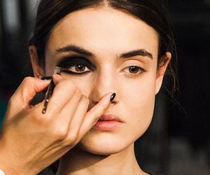 blanca padilla, fashion, and makeup image