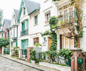 architecture, france, and Houses image