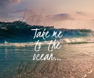 ocean, summer, and wallpaper image