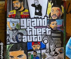 Drake, the weeknd, and abel tesfaye image