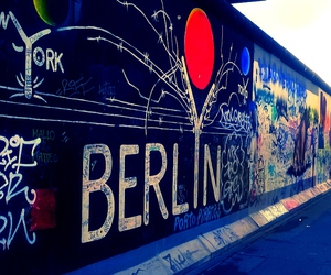 art, berlin, and tag image