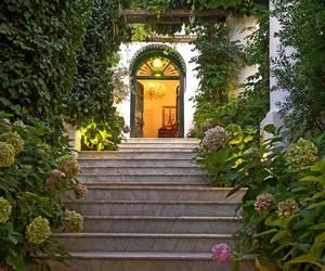 garden, house, and villa image