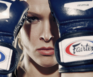 UFC and ronda rousey image