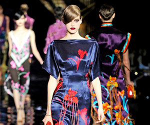 fashion, Louis Vuitton, and julia saner image