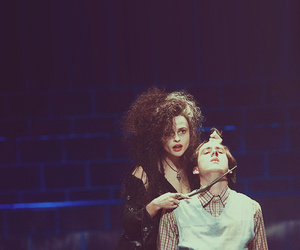 harry potter, bellatrix lestrange, and neville longbottom image
