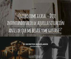 quotes, wattpad, and amor image