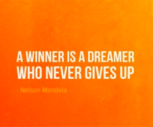winner, quote, and dreamer image