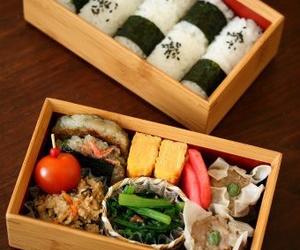 eats, food, and sushi image
