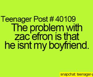 problem, tumblr, and zac efron image