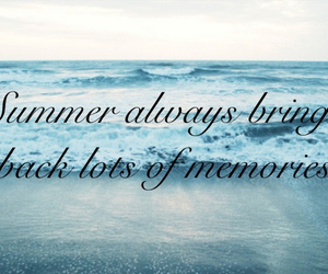 beach, landscape, and phrases image