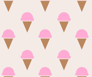 ice cream, pink, and proof image