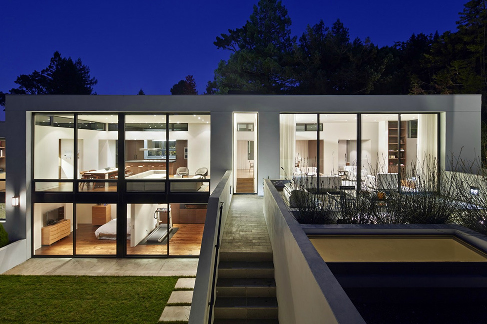 Gl House Design Architecture With Two Story House And ... on