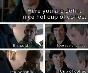 benedict, funny, and sherlock image