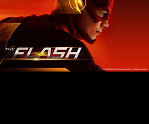 actor, flash, and red image