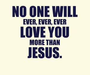jesus and love image