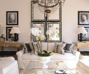 apartment, chandelier, and design image