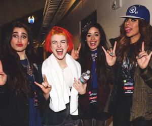 fifth harmony, paramore, and hayley williams image
