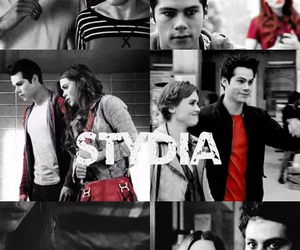 stydia, holland roden, and teenwolf image