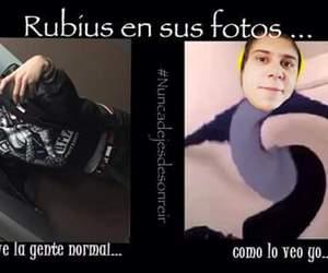xD, ruben, and elrubius image