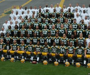 NFL, packers, and green bay image
