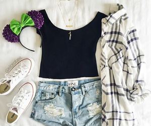 clothes, converse, and cool image