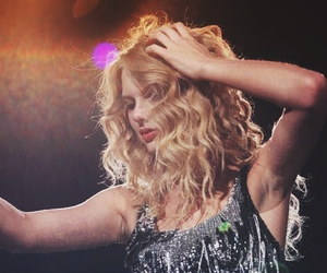 Taylor Swift, curls, and Swift image