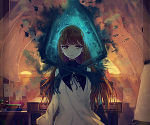 anime, fan art, and game image