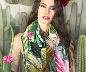 2016, scarf, and scarves image