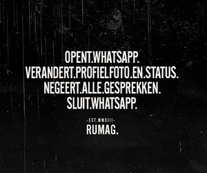 tekst, zwartwit, and whatsapp image