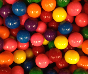 bubble gum, candies, and candy image