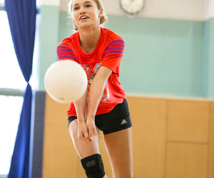 sports and volleyball image