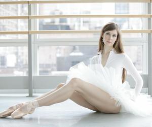 art, ballet, and class image
