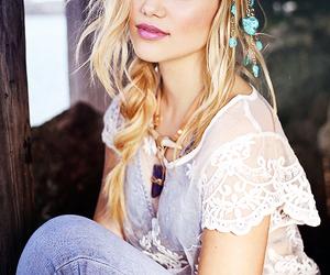 olivia holt, beauty, and blonde image