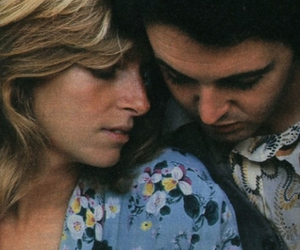 Paul McCartney and linda mccartney image