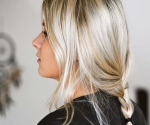 fashion, hairstyle, and highlights image
