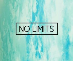 sky, no limits, and limit image