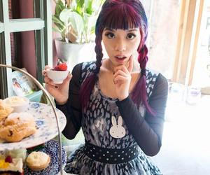 japanese dress, mad hatter tea party, and la carmina blog image