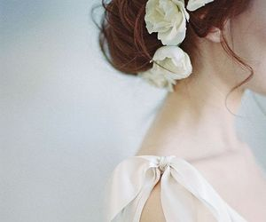 adorable, beautiful, and bride image