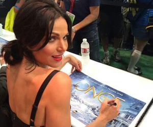 lana parrilla and once upon a time image