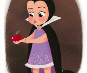disney, snow white, and baby image