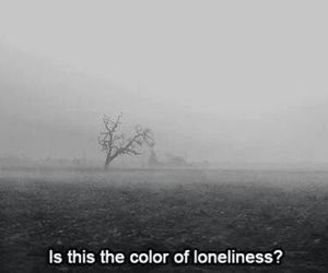 loneliness, sad, and color image
