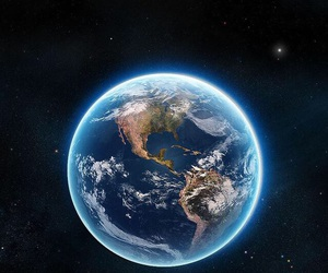 wallpaper, world, and earth image