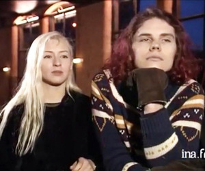 band, billy corgan, and interview image