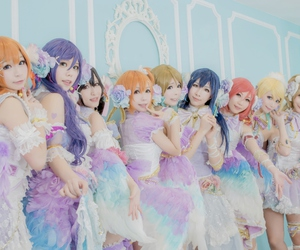 cosplay, love live!, and ayase eri image