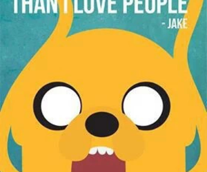 JAKe, adventure time, and food image